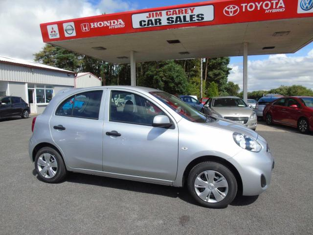 2018 Nissan Micra march