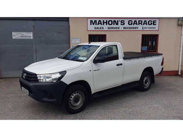 2017 Toyota Hilux 2.4 Diesel