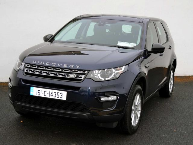 2016 Land Rover Discovery Sport 2.0 SD4 AUTO S