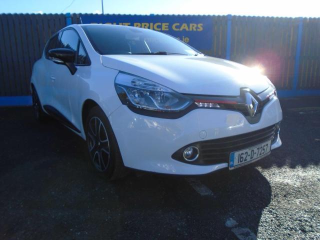 2016 Renault Clio 1.1 Petrol