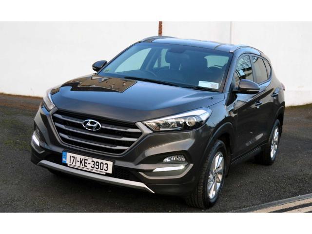 2017 Hyundai Tucson 1.7 D Executive