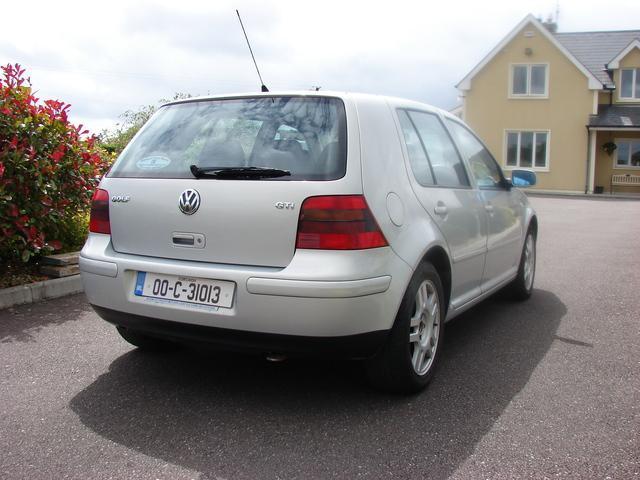 2000 Volkswagen Golf - Image 4