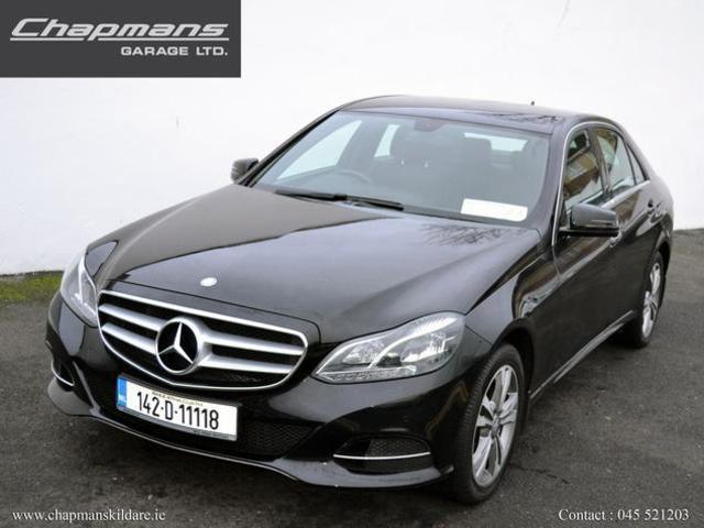 2014 Mercedes-Benz E Class 2.1 E 220 CDI BE AVANTGARDE