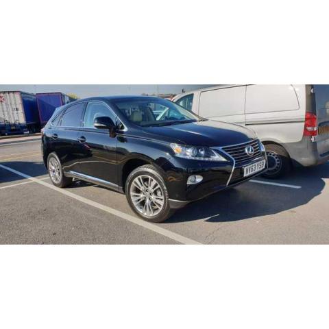 2013 Lexus RX **SOLD**3.5 V6 450H LUXURY HYBRID 4WD AUTO