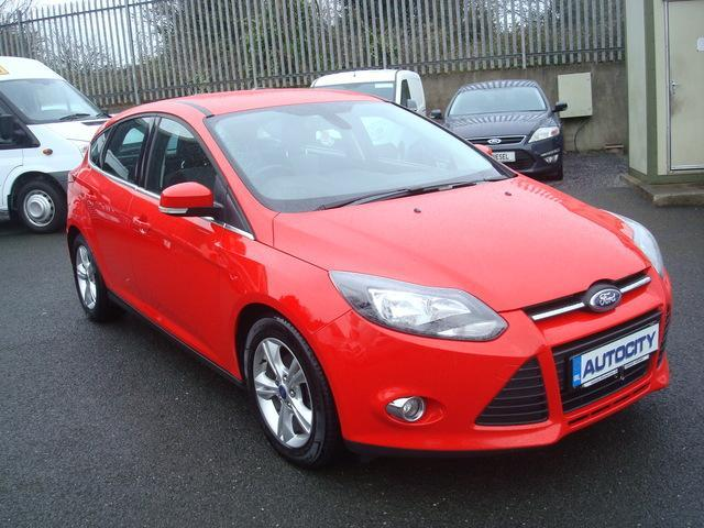 2013 Ford Focus 1.6 TDCI ZETEC 115PS