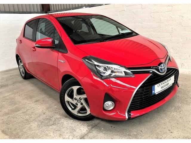 2016 Toyota Yaris 1.5 Petrol