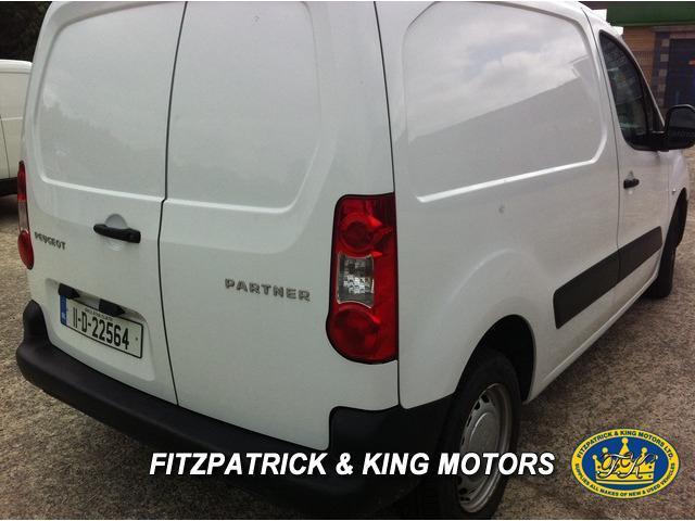 2011 Peugeot Partner - Image 4