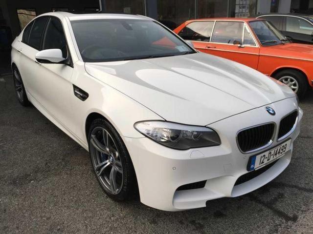 2012 BMW M5 4.4 Petrol