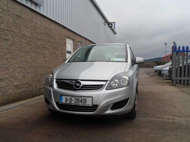 2011 Opel Zafira - Image 1