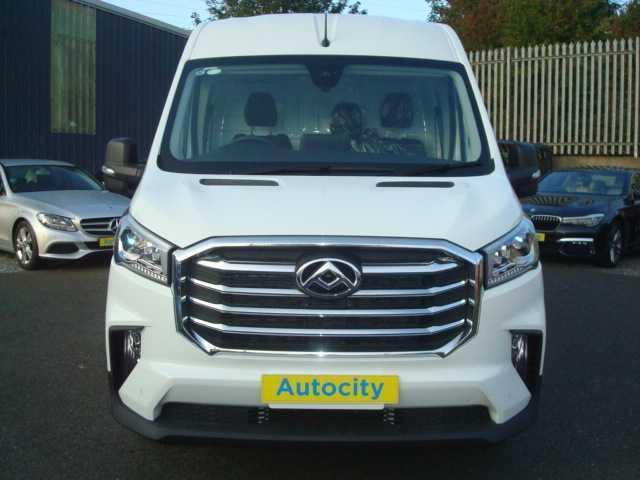 2020 Maxus Deliver 9 MAXUS DELIVER 9 LUXURY MODEL ONLY €28950+21%VAT