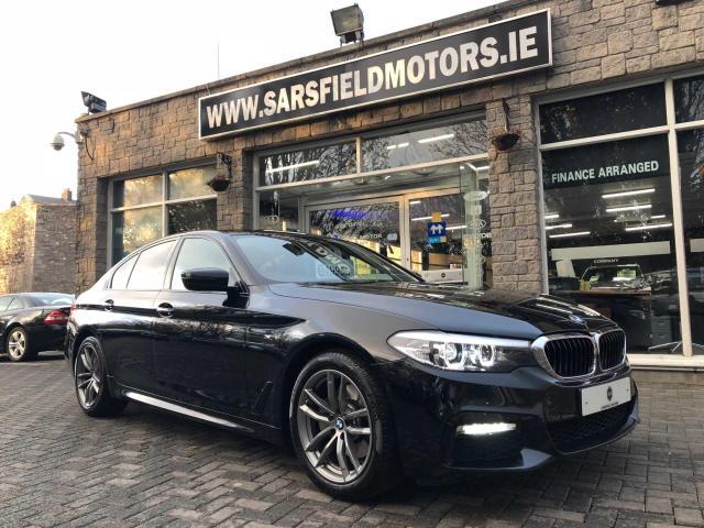 2018 BMW 5 Series - Image 1
