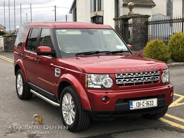 2013 Land Rover Discovery - Image 4