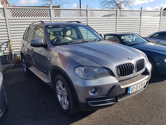 2007 BMW X5 3.0 Diesel