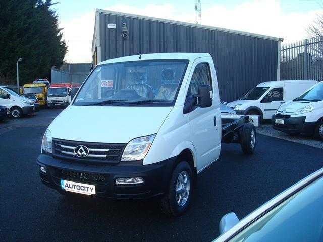 2020 LDV V80 Chassis and cab €17000