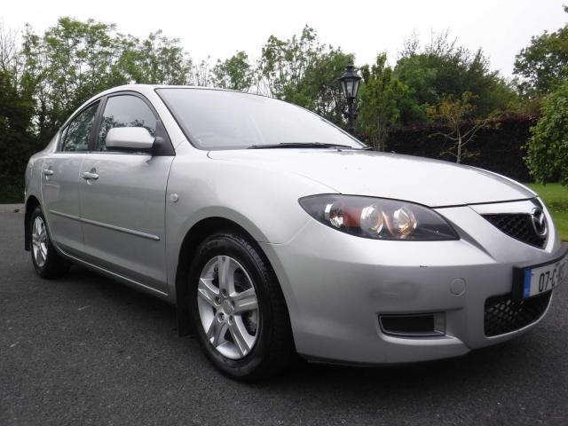 2007 Mazda Mazda3 1.6 Petrol