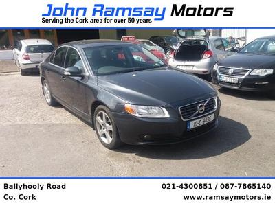 Featured Dealer Car Photo for 2010 VOLVO S80 NCT 06-18 TAX 11-17 1.6D DRIVE S
