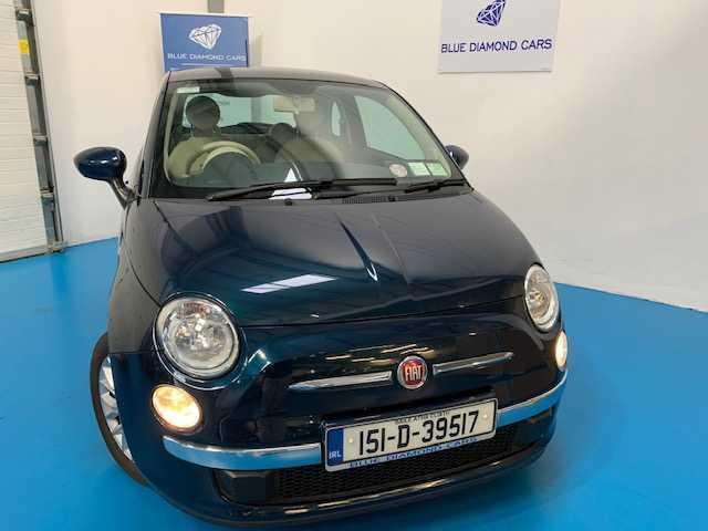 2015 Fiat 500 - Image 3