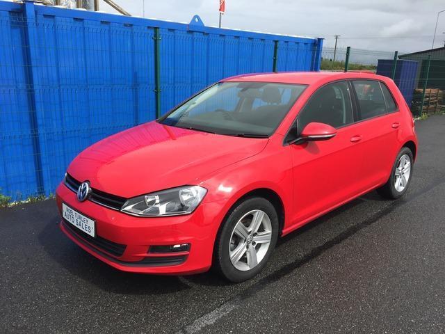 2015 Volkswagen Golf 1.6 Diesel