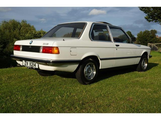 1982 BMW 316 - Image 12