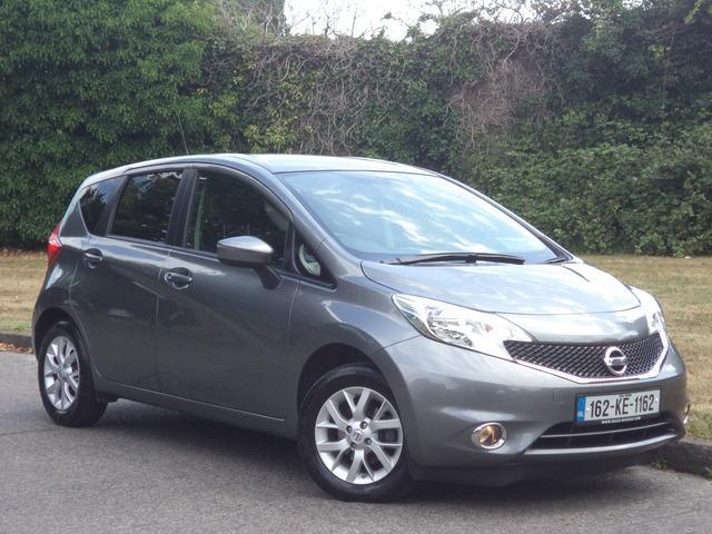 2016 Nissan Note 1.2 Petrol