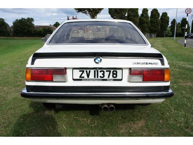 1983 BMW 6 Series - Image 4