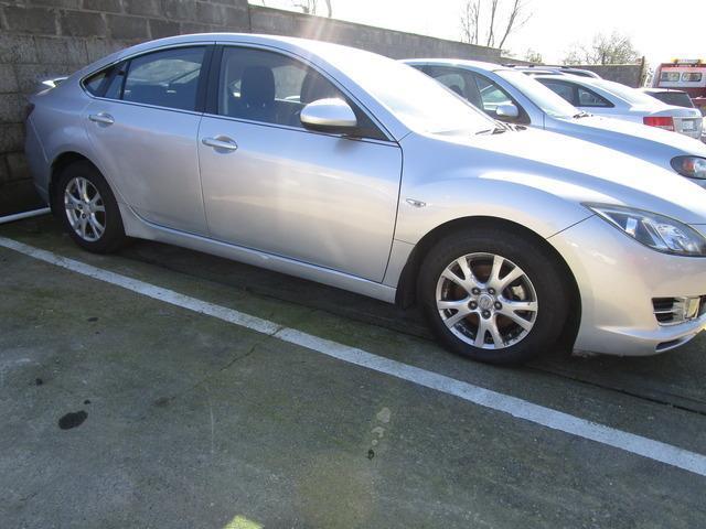 2009 Mazda Mazda6 2.0 TDI EXECUTIVE 140BHP