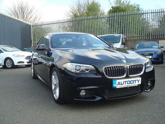 2015 BMW 5 Series 2.0 520D M SPORT STEP, LIKE NEW
