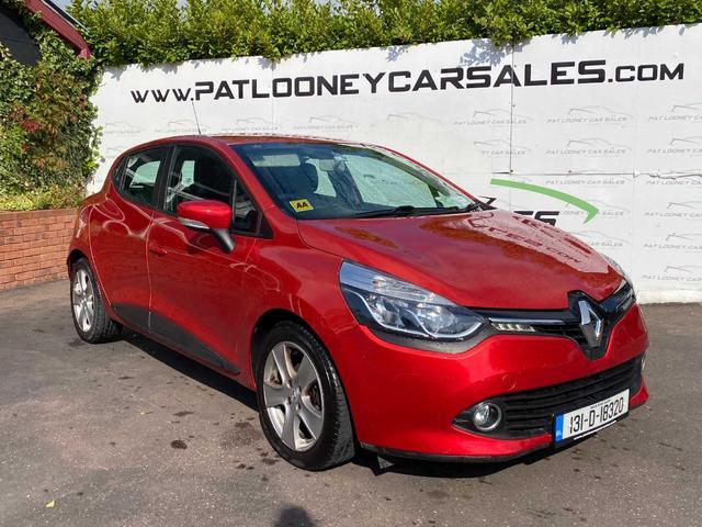 2013 Renault Clio 1.5 Diesel