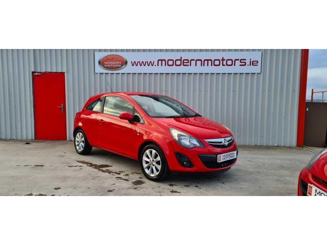 2014 Vauxhall Corsa 1.0 Petrol