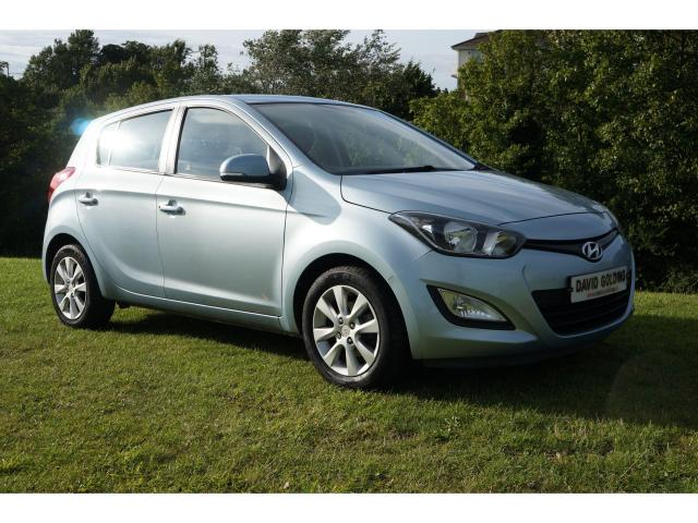 2013 Hyundai i20 1.2 ACTIVE