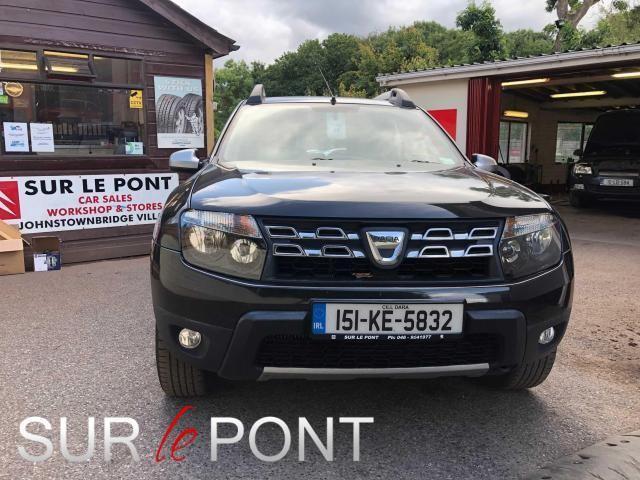 2015 Dacia Duster 1.5 Diesel