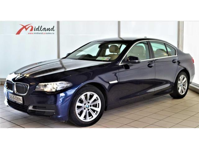 Midland Car Sales - 2014 BMW 5 Series