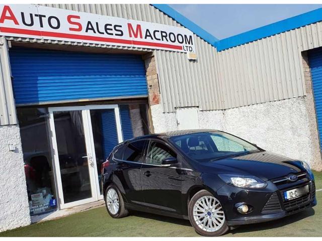 2012 Ford Focus 1.6 Diesel