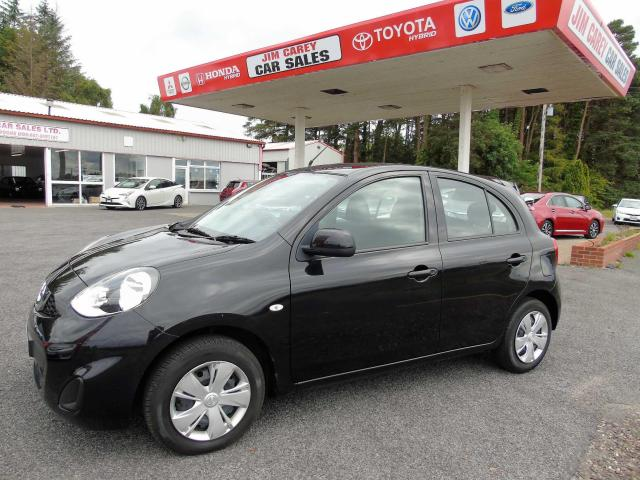 2017 Nissan Micra AUTOMATIC