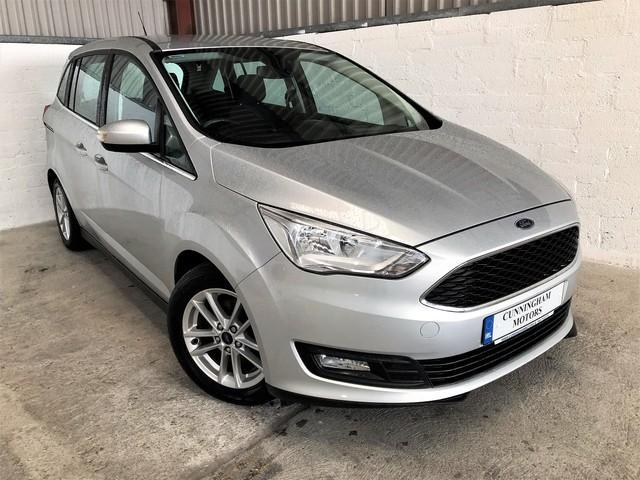 2015 Ford Grand C-Max 1.5 Diesel
