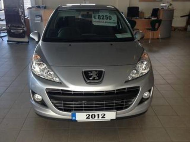 2012 Peugeot 207 1.4 HDI 70 ACTIVE