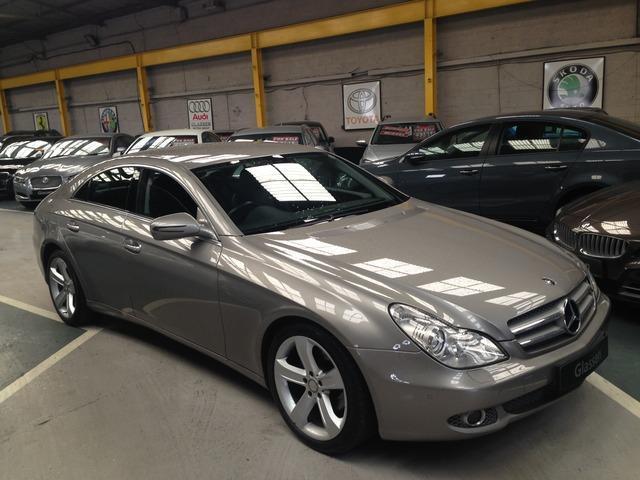 2009 Mercedes-Benz CLS Class 3.0 Diesel