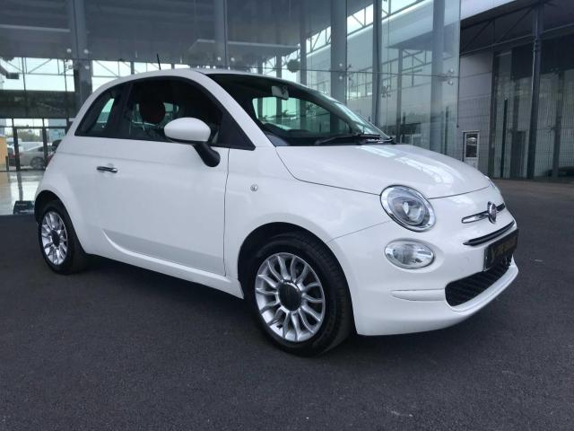 The Eagles Car Sales and Service - 2016 Fiat 500