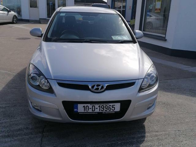 2010 Hyundai i30 1.4I CVVT DELUXE