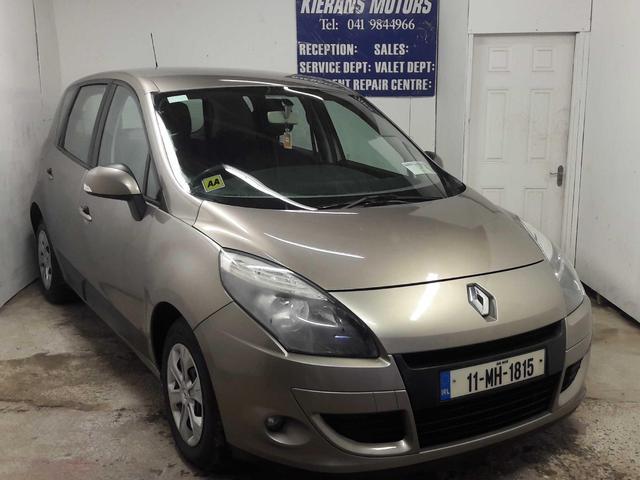 2011 Renault Scenic 1.5 Diesel