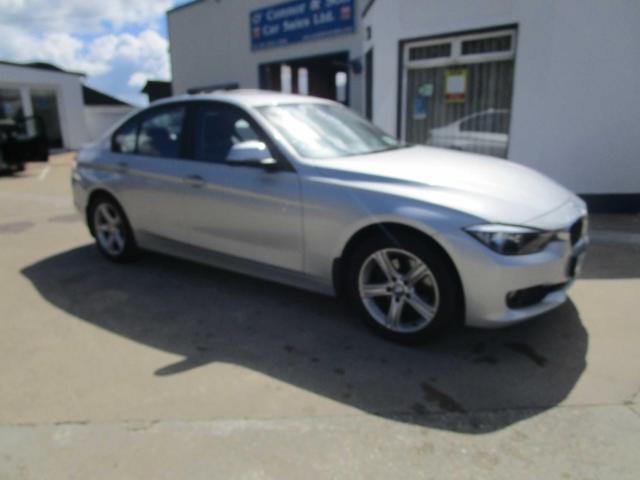2014 BMW 3 Series 320D SE Z3AF 4DR Auto