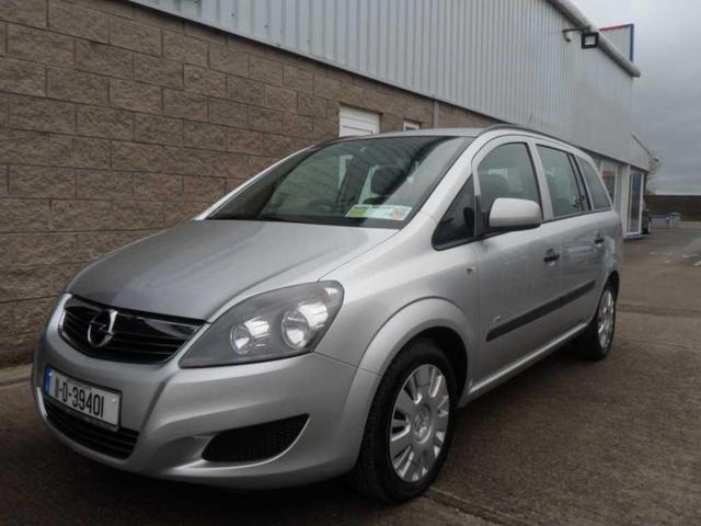 2011 Opel Zafira - Image 2