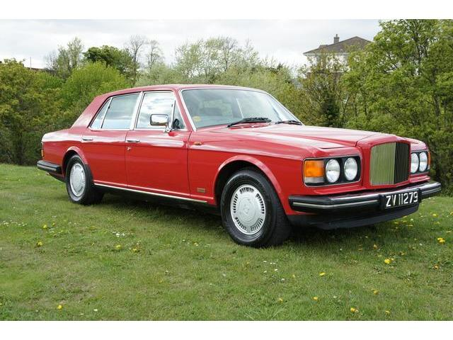 1986 Bentley Turbo R 6.8 Petrol
