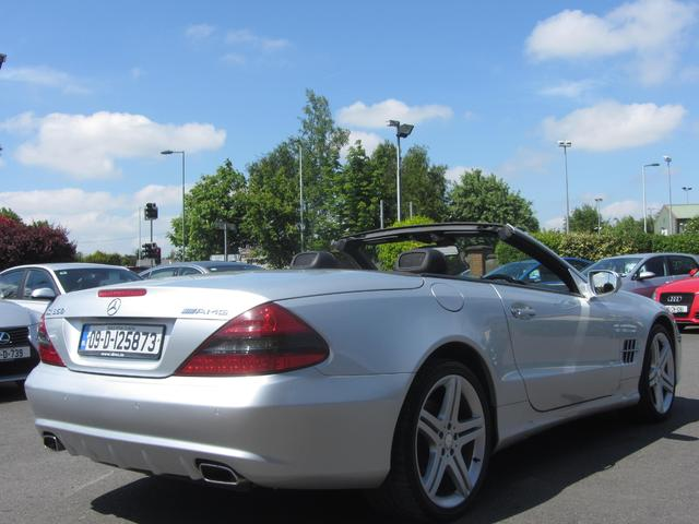 2009 Mercedes-Benz SL Class - Image 5
