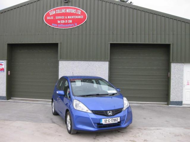 2012 Honda Jazz 1.3 i-VTEC ES