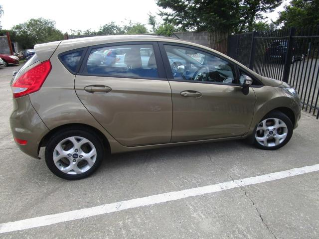 2012 Ford Fiesta 1.25 60PS