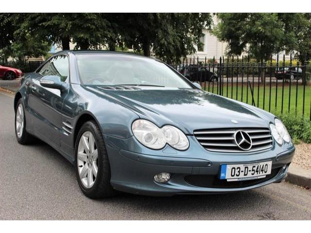 2003 Mercedes-Benz SL 350 3.7 Petrol