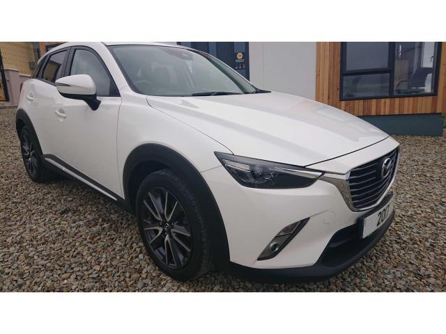 2017 Mazda CX-3 1.5 SKYACTIV-D 105PS Sport Nav **€315 Per Month*  172 Reg*