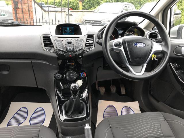 2014 (141) Ford Fiesta 1 0 START/STOP ZETEC 80PS, Price
