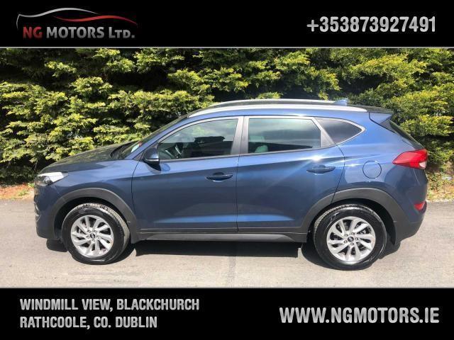 2018 Hyundai Tucson 1 6 EXECUTIVE 2WD, Price: €21,500